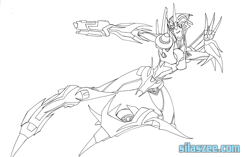 arcee transformers prime coloring pages - photo#9