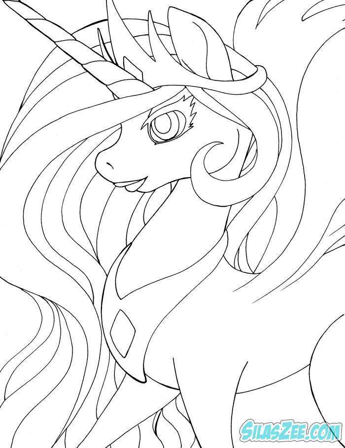 Princess Celestia 2012 09 20